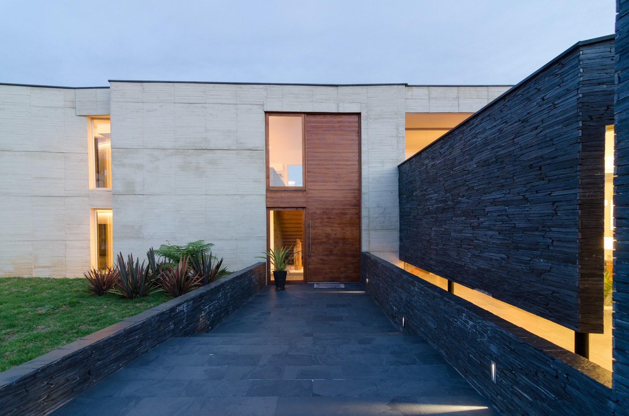 Casa Entre Jardins Planta Baja Estudio De Arquitectura