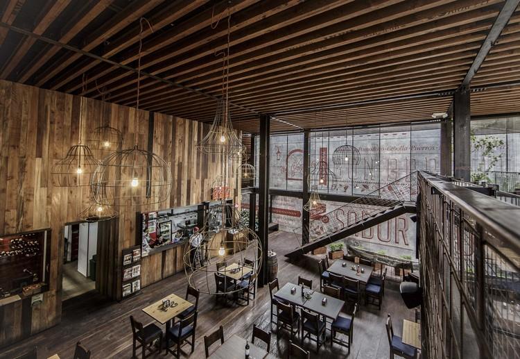 Restaurant Il Forno / PLASMA NODO + Llano Arquitectos, © Santiago Bohórquez