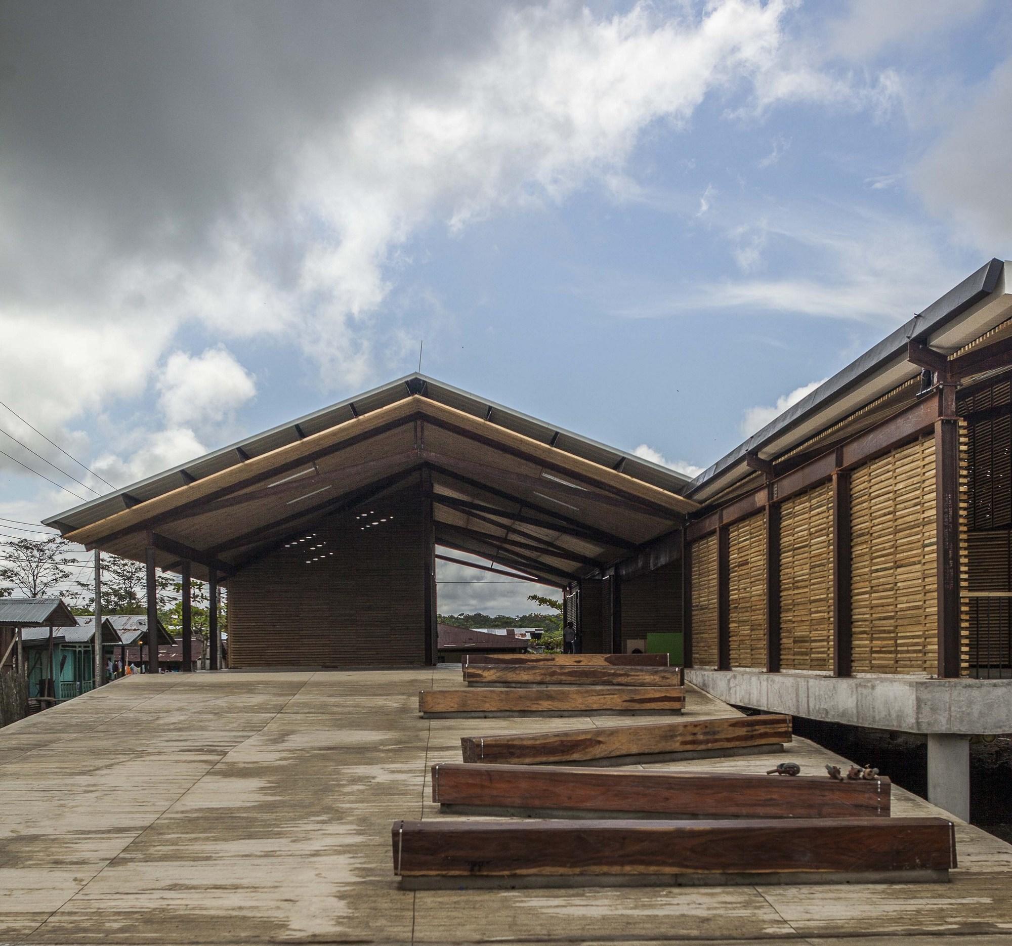 Parque educativo saberes ancestrales mauricio valencia for Arquitectura de proyectos