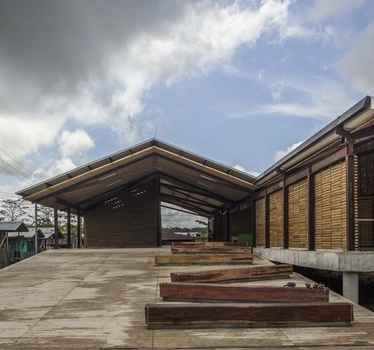 Parque Educativo Saberes Ancestrales / Mauricio Valencia + Diana Herrera + Lucas Serna + Farhid Maya