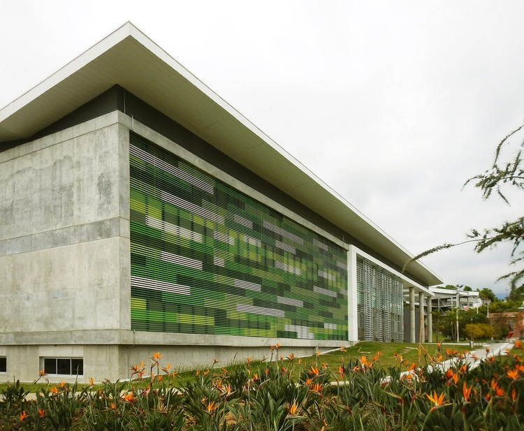 Chemical Engineering & Chemistry Building / Universidad Nacional de Colombia, © Andrés Moreno Sánchez