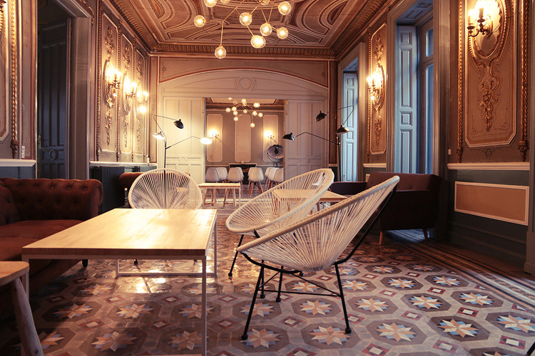 Concretizing the Global Village: How Roam Coliving Hopes to Change the Way We Live, Roam Madrid. Image Courtesy of Roam