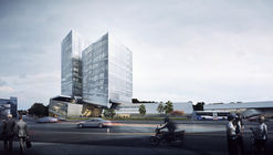"Competition Proposal by Preliminary Research Office Thinks ""Outside the Box"""