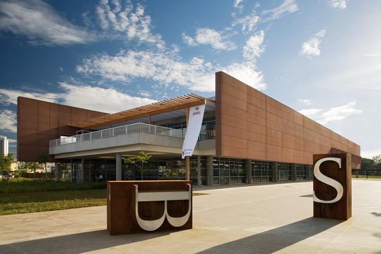 Biblioteca São Paulo / aflalo/gasperini arquitetos, © Daniel Ducci