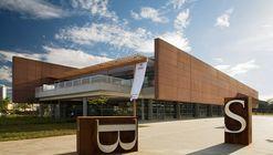Biblioteca São Paulo / aflalo/gasperini arquitetos