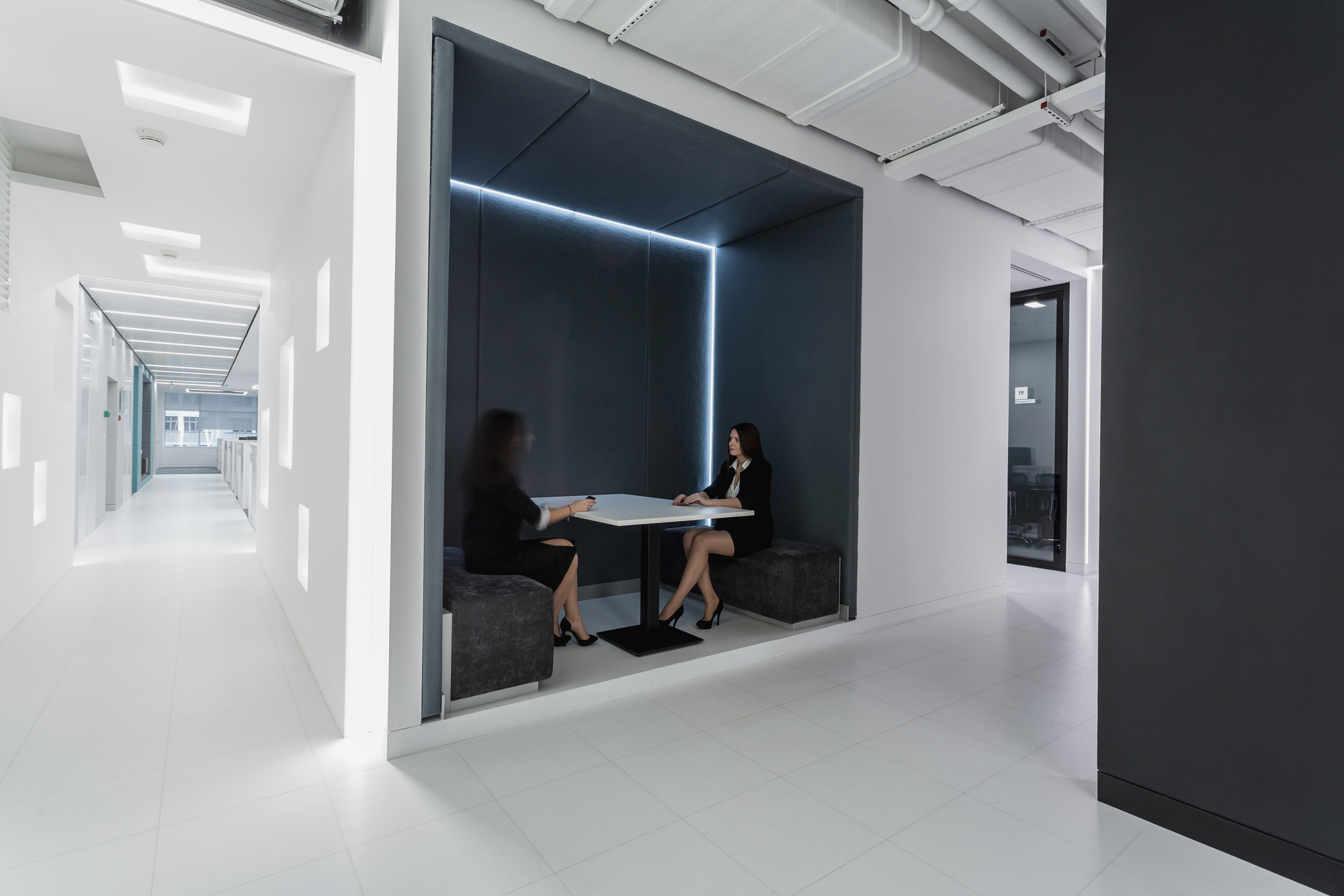 Gallery Of Office Of Rd Construction Company Ind Architects 20