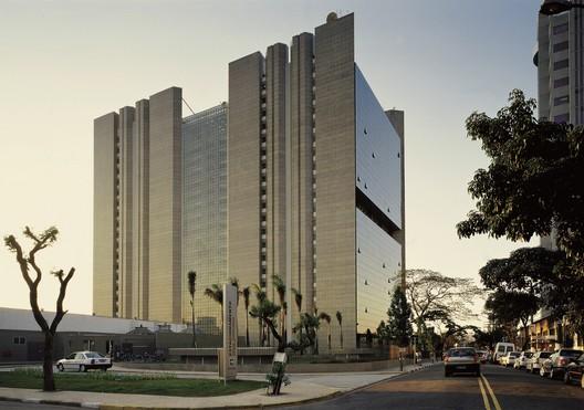 Ruy Barbosa Labor Courthouse / Decio Tozzi