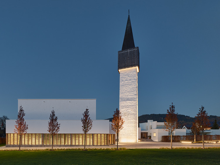 St. Paulus Church / KLUMPP + KLUMPP Architekten, © Zooey Braun