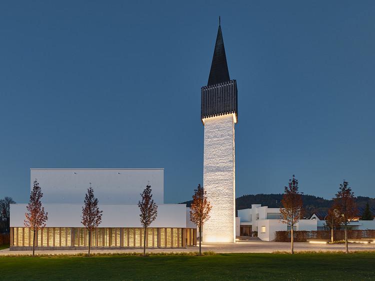 Iglesia de San Paulus / KLUMPP + KLUMPP Architekten, © Zooey Braun