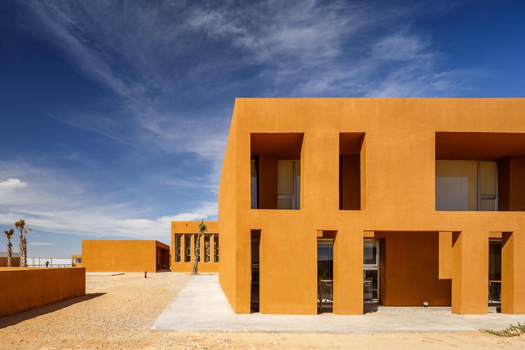 Laayoune Technology School  / Saad El Kabbaj + Driss Kettani + Mohamed Amine Siana, © Doublespace Photography