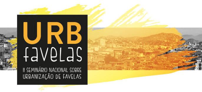 Chamada de trabalhos para o II Seminário Nacional de Urbanização de Favelas
