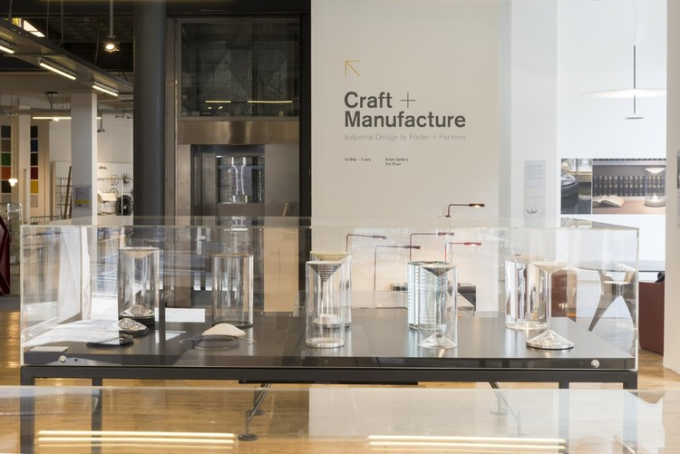 Foster + Partners Open Exhibition in London Highlighting Their Industrial Design Work, © Nigel Young/Foster + Partners