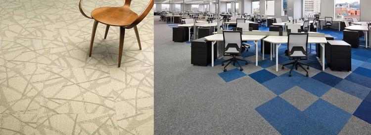 Materiales terminaciones interiores plataforma arquitectura - Alfombras hipoalergenicas ...
