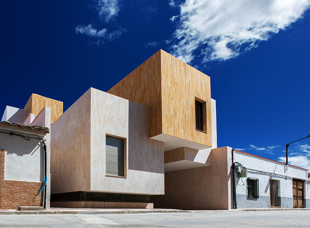 Gallery of house r ooiio arquitectura 1 for Home architecture photos