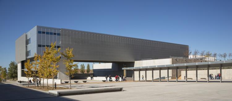 Aulario Campus Científico Tecnológico De Linares / García Torrente Arquitectos, © Fernando Alda