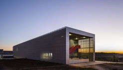 Classrooms in Linares Science and Technology Campus / García Torrente Arquitectos