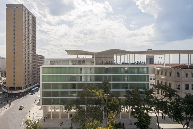 MAR – Museo de Arte de Rio / Bernardes + Jacobsen Arquitetura, © Leonardo Finotti