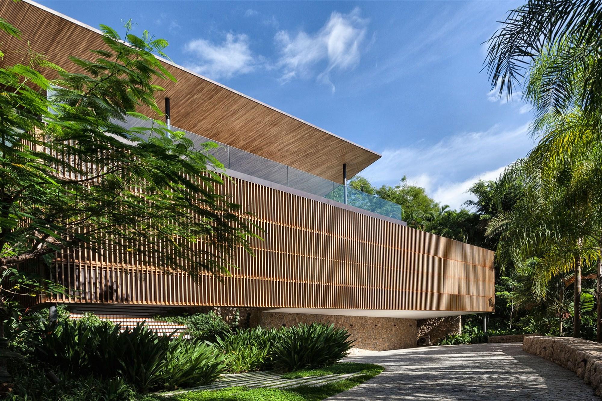 Galeria De Casa Delta Bernardes Arquitetura 16