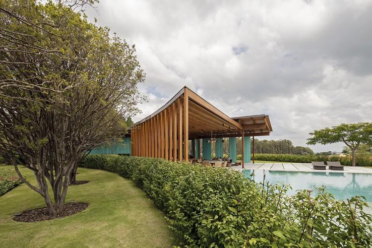 Casa GCP / Bernardes Arquitetura, © Leonardo Finotti