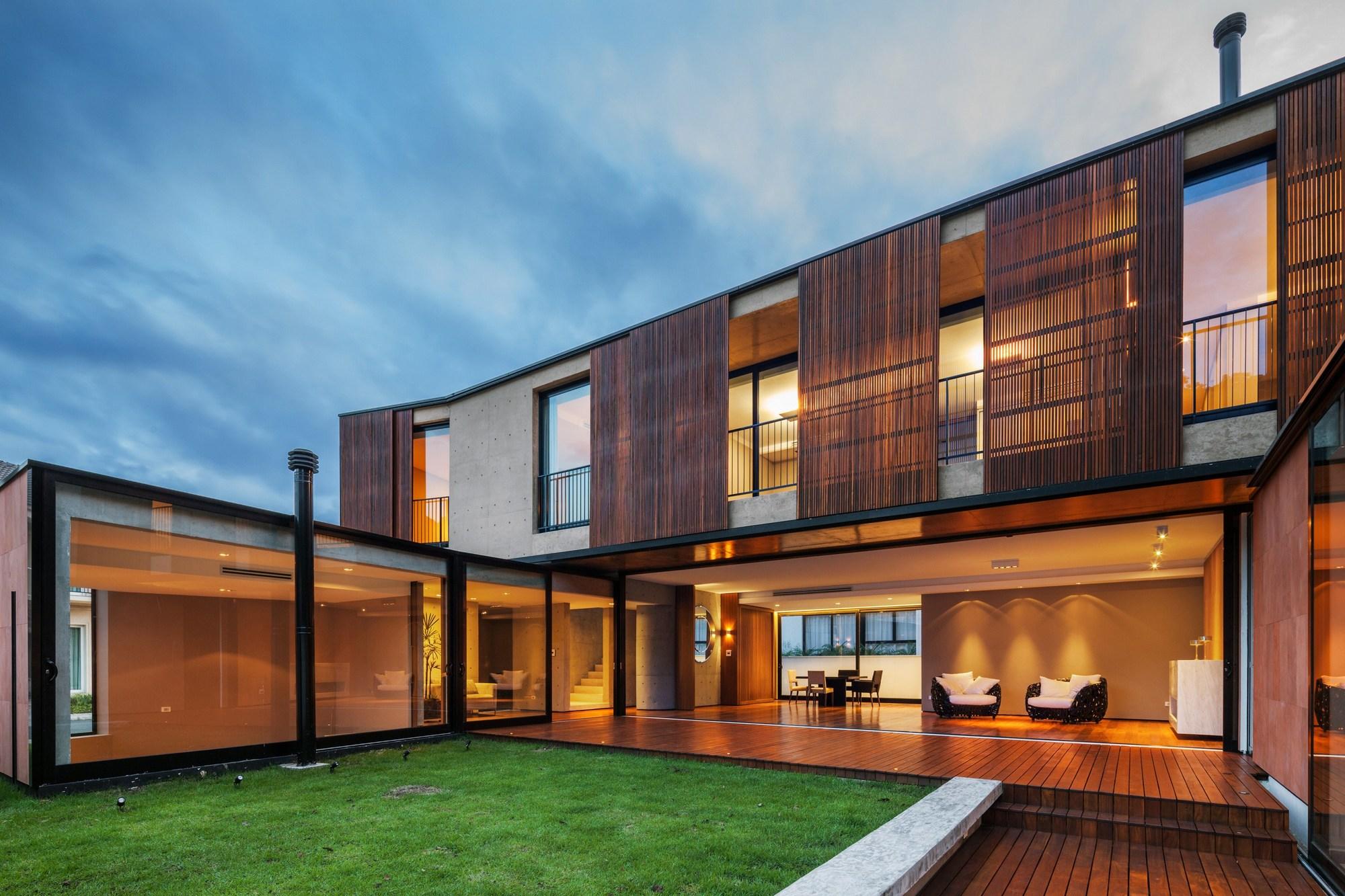 Nsn House Biselli Katchborian Arquitetos Associados