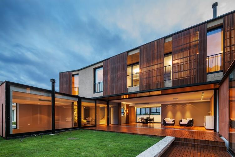 NSN House / Biselli Katchborian Arquitetos Associados, © Nelson Kon