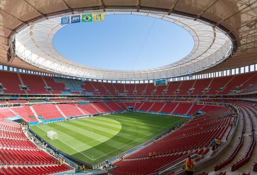 """Galeria de Estádio Nacional de Brasília """"Mané Garrincha"""" / Castro Mello  Arquitetos - 28"""