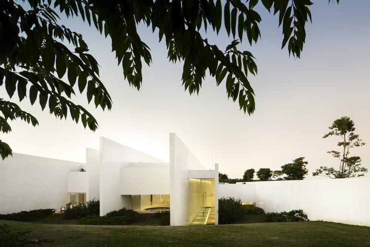 Hacienda Boa Vista - Spa / Isay Weinfeld, © Fernando Guerra |  FG+SG
