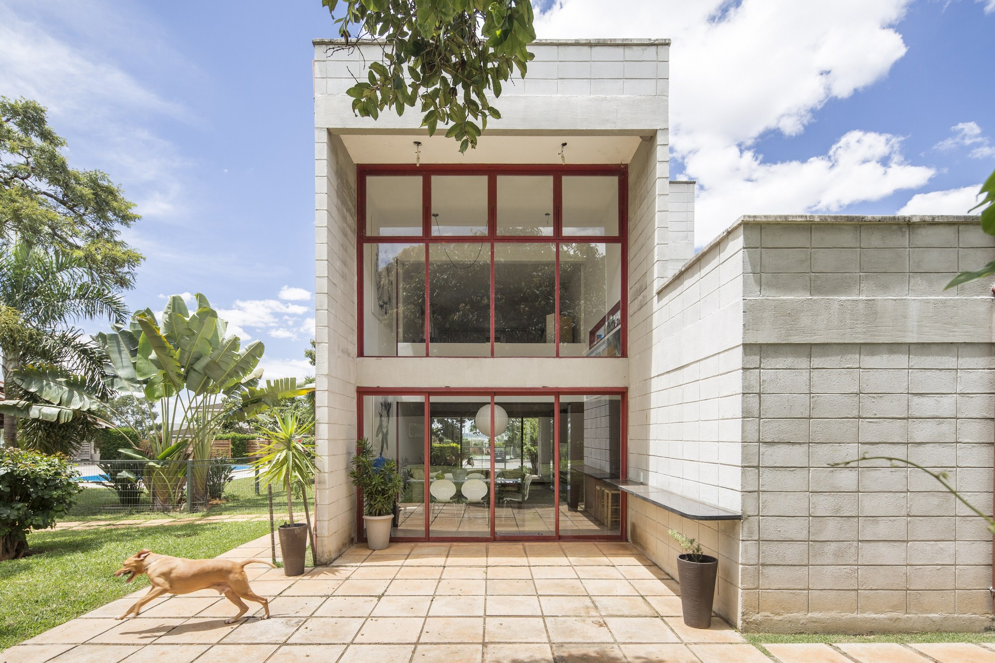 Casa smpw lab606 archdaily brasil for Casa container costo