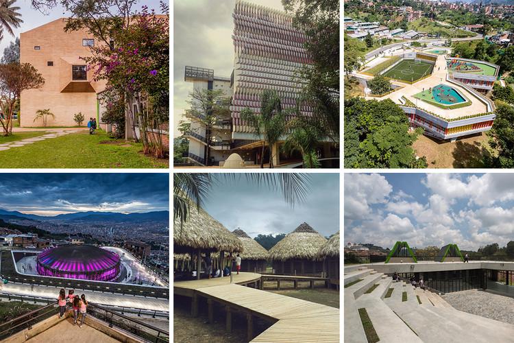 Conoce los 95 trabajos seleccionados para la XXV Bienal colombiana de Arquitectura, Algunas de las obras seleccionadas para la XXV Bienal Colombiana de Arquitectura. Image