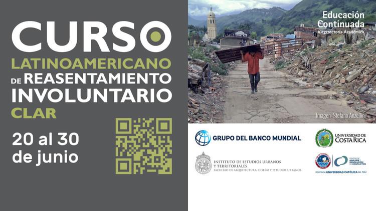 Curso Latinoamericano de Reasentamiento Involuntario - CLAR, Stefano Anzellini
