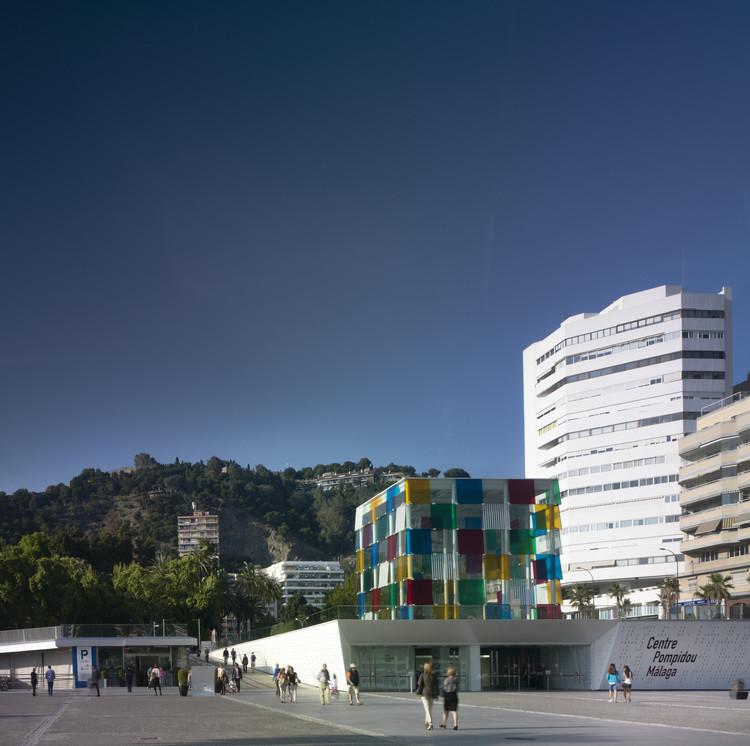 Centre Pompidou Málaga  / Javier Pérez De La Fuente, Juan Antonio Marín  Malavé, © Jesús Granada