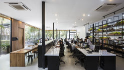 MIA Design Studio Offices  / MIA Design Studio