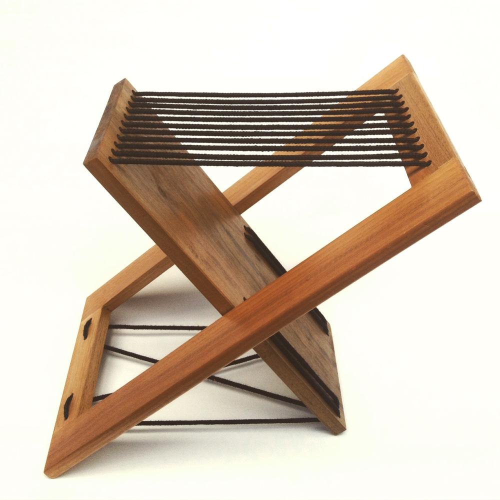Galeria De Mesa Lateral Dobr Vel Ten Muebles 2 # Federico Muebles
