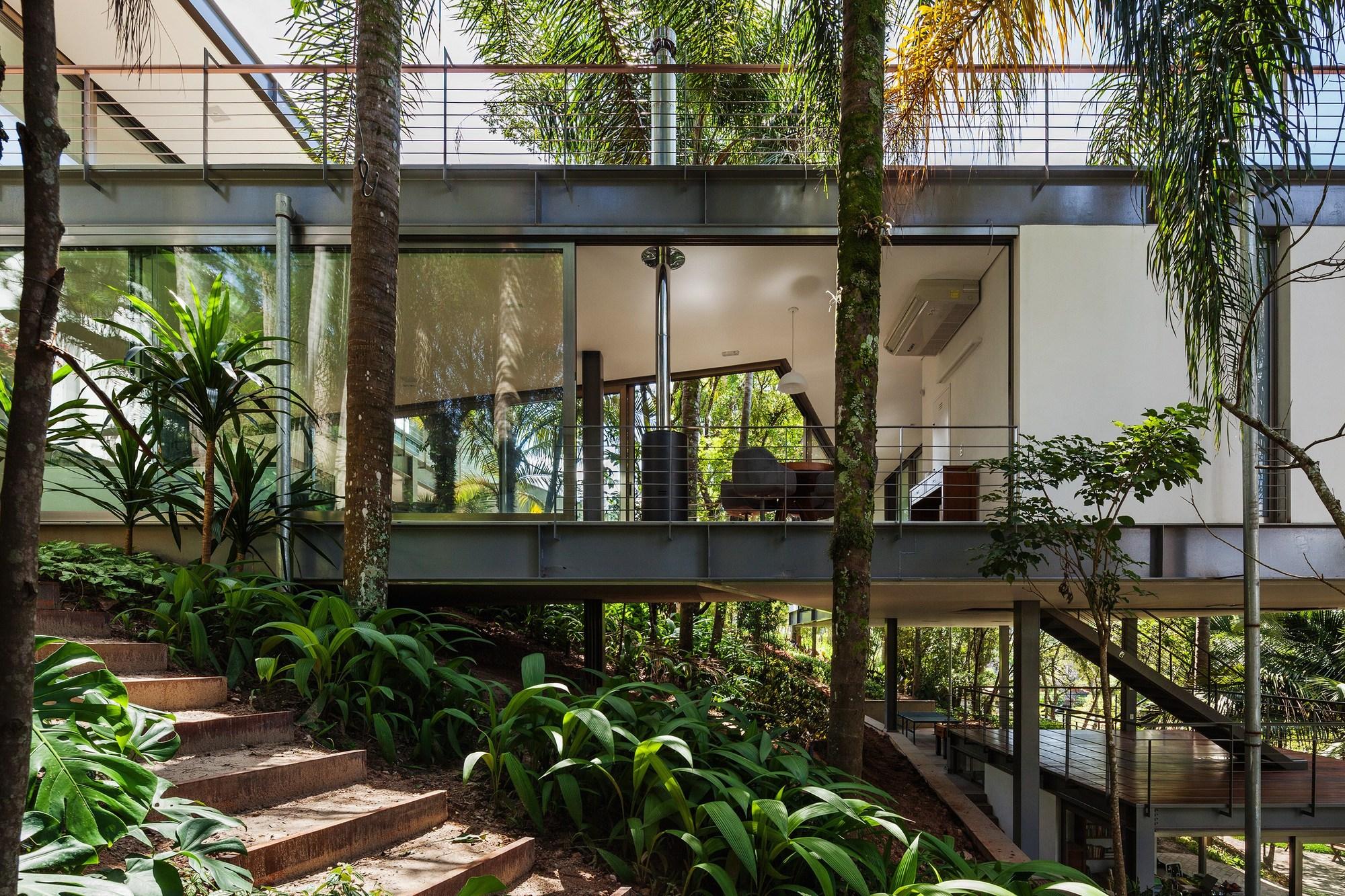 Casa LLM / Obra Arquitetos