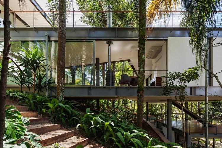 Casa LLM / Obra Arquitetos, © Nelson Kon