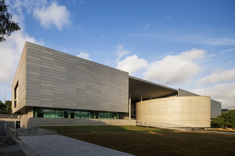 Brasiliana Library / Eduardo de Almeida + Mindlin Loeb + Dotto Arquitetos, © Nelson Kon