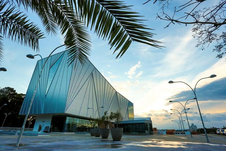 Cultural Center Univates / Tartan Arquitetura e Urbanismo, © Estúdio Objetivo