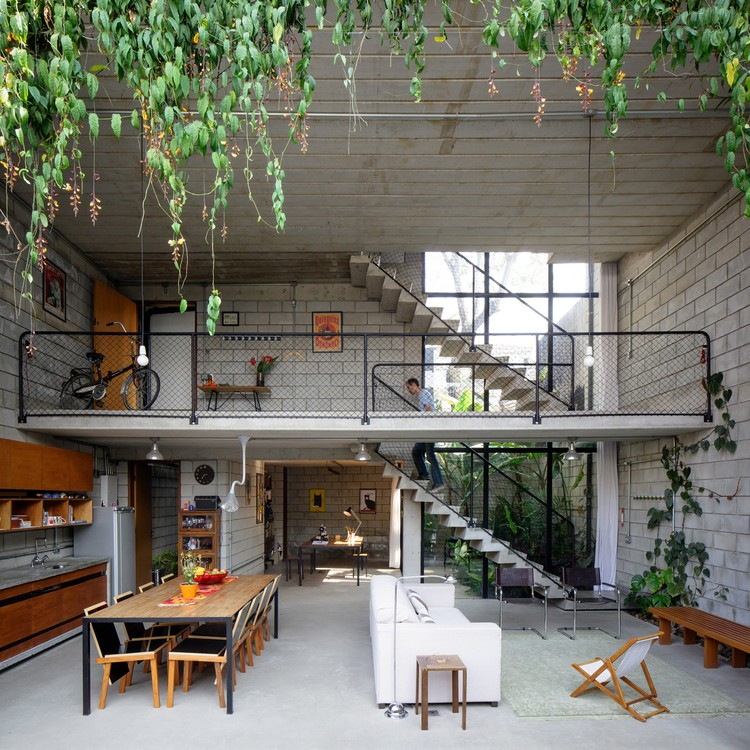 Casa Maracanã / Terra e Tuma Arquitetos Associados, © Pedro Kok