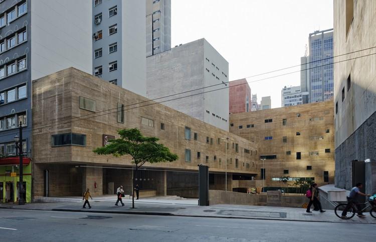 Praça das Artes   Brasil Arquitetura   ArchDaily 7068865ebc