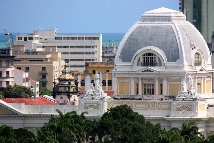 """Recife sediará a exposição """"ReUso na Holanda: Reciclagem de Patrimônio Histórico"""", Recife - PE. Image © Márcio Cabral de Moura, via Flickr. CC"""