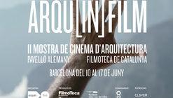 Arqu[in]FILM     Muestra de Cine de Arquitectura de Barcelona