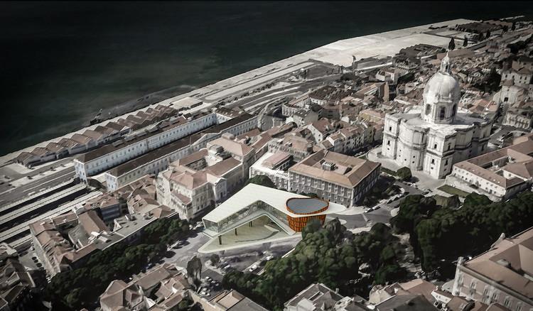 Arquitectos argentinos diseñarán el Museu do Fado de Lisboa, Cortesía de Ivo Iacouzzi + Juan Diego Fernández