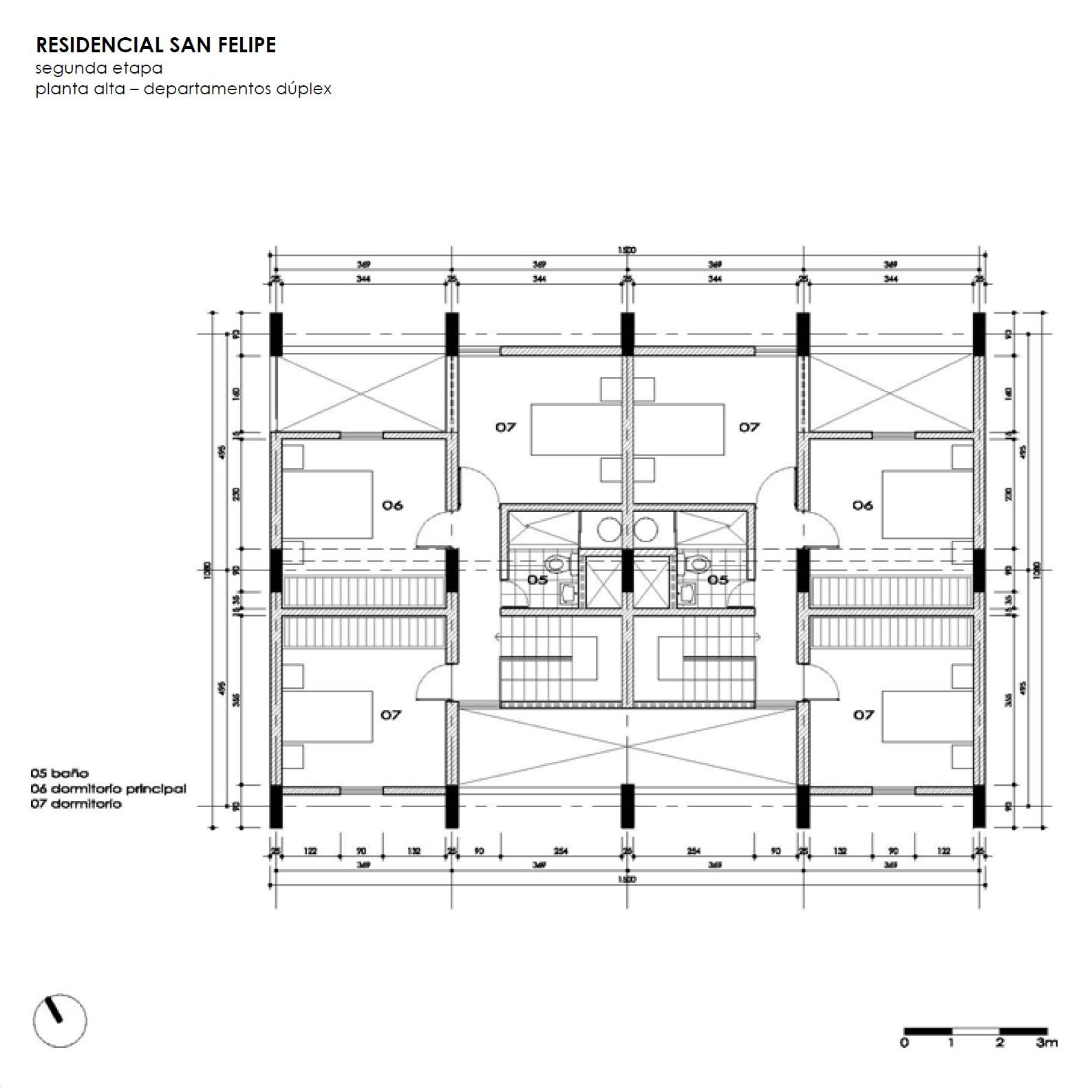 Galeria Arquitectonica: Galería De Clásicos De Arquitectura: Residencial San