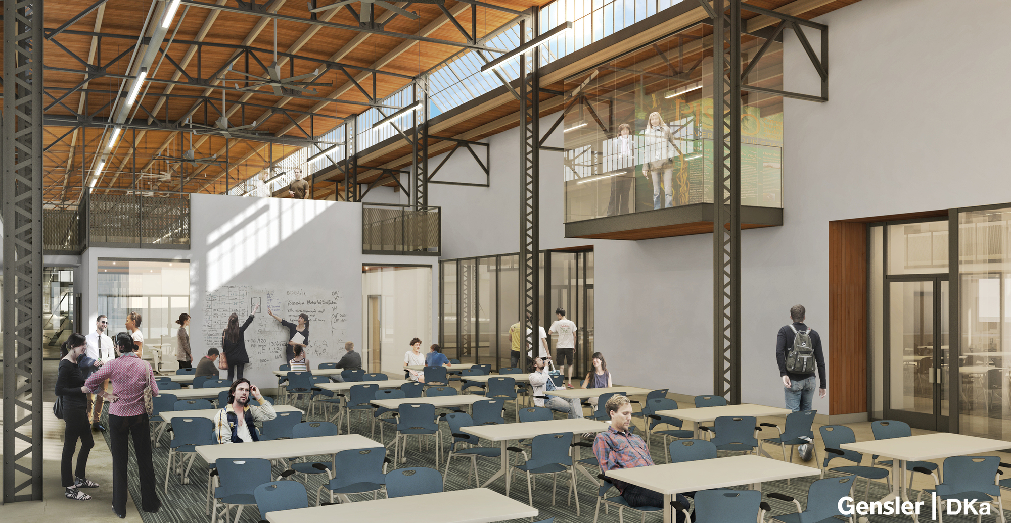 Gensler Unveils Design For AltaSea Campus At The Los Angeles Port