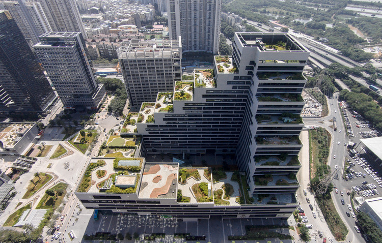 Edificio Shenye TaiRan / ZHUBO DESIGN, Courtesy of ZHUBO DESIGN