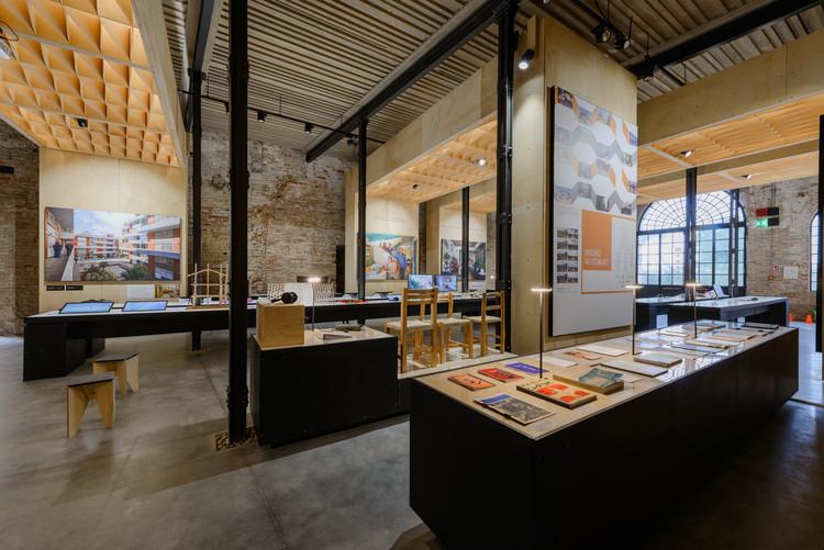 Despliegues y Ensambles / Pabellón de México en la XV Bienal de Arquitectura de Venecia, Cortesía de La Biennale di Venezia