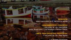 Concurso de ideias DAU/UFPE para a praça da UFPE na XVII Fenearte
