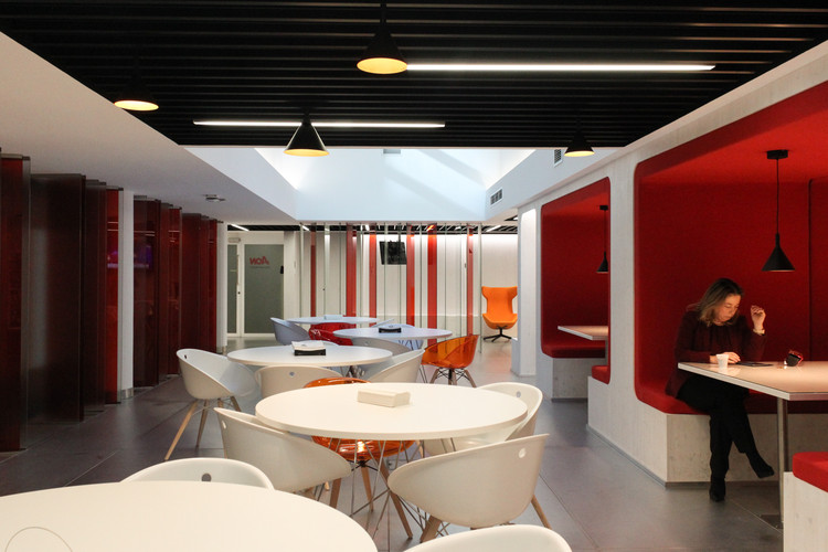 Aon Headquarters Lisboa / SousaSantos Arquitectos, © Renato Franco