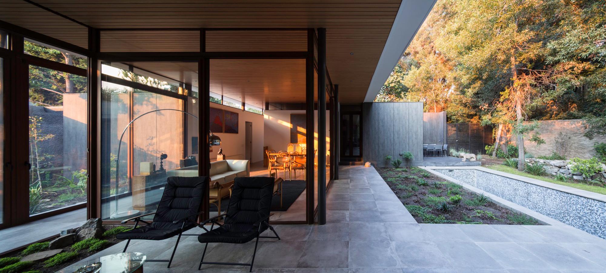 Galeria de a casa e as rvores iglesis arquitectos 2 - Arquitectos madrid 2 0 ...