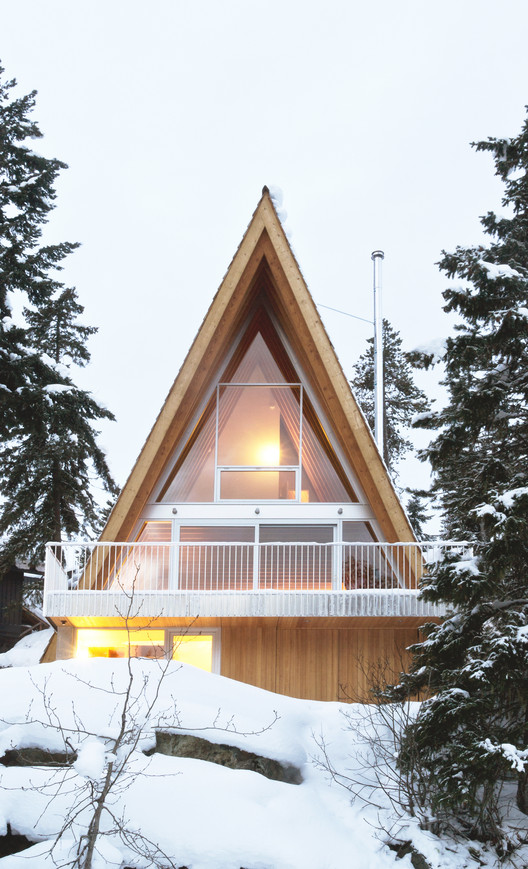 Whistler Cabin / Scott & Scott Architects , © Scott and Scott Architects